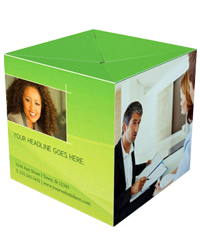 Pop up Box Dimensional Mailing