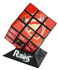 Rubiks Cube Stand